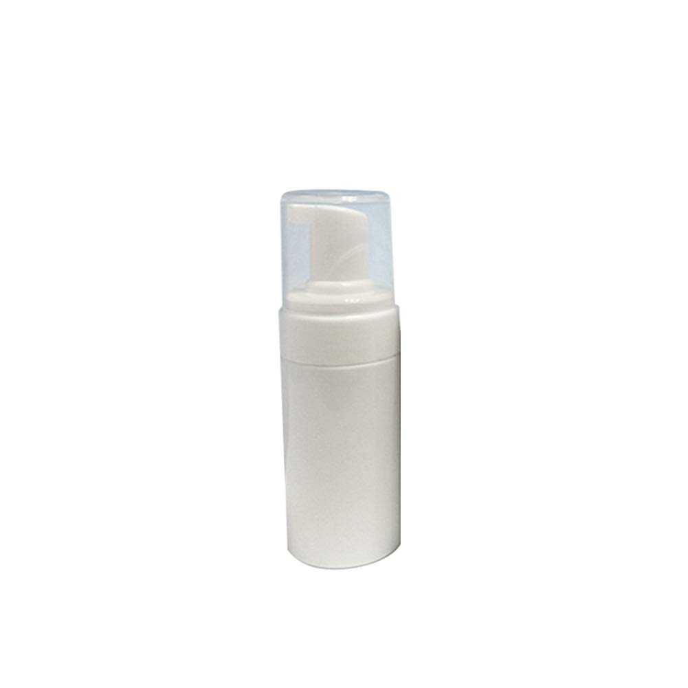 lightclub 100/120/150/200ml Froth Pump Empty Foaming Bottle Soap Mousse Liquid Dispenser for a trip, hiking, travel 100ml