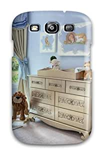 Kevin Charlie Albright's Shop Defender Case For Galaxy S3, Baby Boy Nursery Changing Table Pattern 8544554K79043621