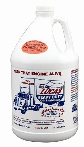LUCAS Oil 10015-PK1 Heavy Duty Oil Stabilizer - 5 Gallon