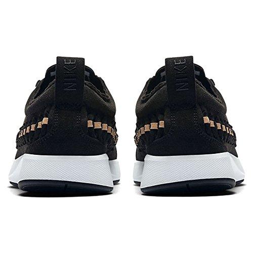Nike W Dualtone Raceauto Geweven Vrouwen Aj8156-001 Black / Zwart-wit-tan Vachetta