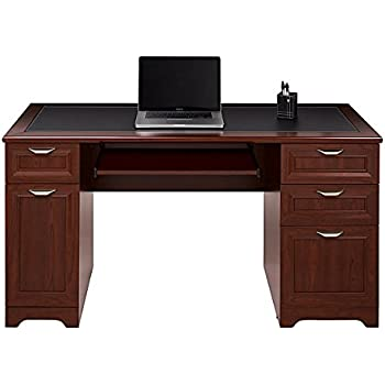 Amazon Com Realspace Magellan Collection Managers Desk