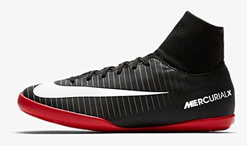 Nike Jr. MercurialX Victory VI Dynamic Fit Little/Big Kids' Indoor/Court Soccer Shoe (4.5 Big Kid M)