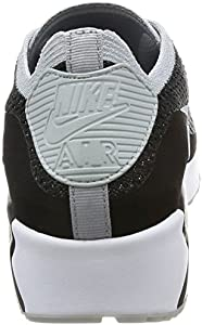 Nike Men's Air Max 90 Ultra 2.0 Flyknit, WhiteWhite Pure Platinum