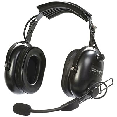 Flightcom VENTURE 30 Passive Aviation Headset by Flightcom