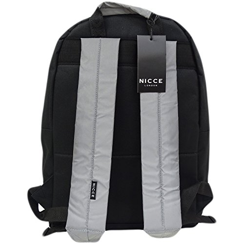 Reflective London Black Nicce Backpack Curtis Rq8ExE1w