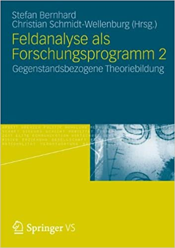 Feldanalyse als Forschungsprogramm 2: Gegenstandsbezogene Theoriebildung