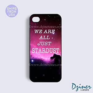 iPhone 6 Case - 4.7 inch model - We Are Just Stardust Quote iPhone Cover