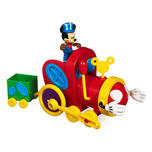 Disney Mickey Mouse Push and Go Mouska Train No Color -
