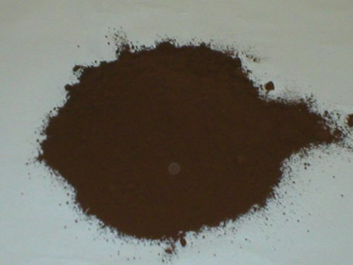 1 Lb. UMBER Powdered Color for Concrete, Plaster, Cement ()