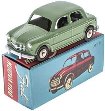 OPO 10 - Auto 1/48 Mercury Collection von Hachette: Kompatibler Nuova FIAT 1100 Berlina (MY017)