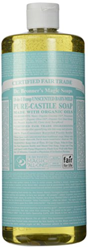 Dr Bronners Magic Pure Castile Unscented product image
