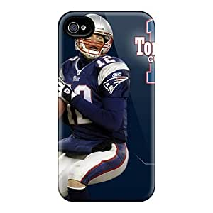 New Cute Funny New England Patriots Cases Covers/ Iphone 4/4s Cases Covers