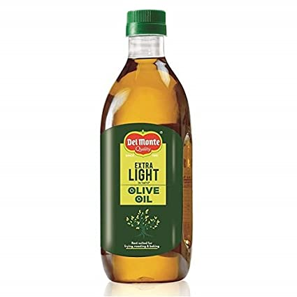 Del Monte Light Olive Oil Pet Bottle, 1L