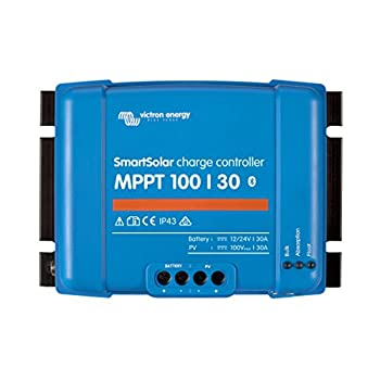 Image of Energy Controllers Victron Energy BlueSolar MPPT 100/30 Charge Controller
