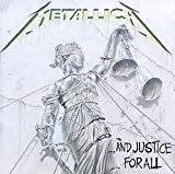 ...And Justice For All by Metallica (1990-10-25)