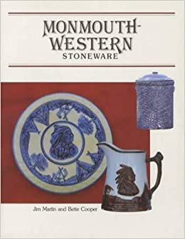 Book Monmouth Western Stoneware by Jim Martin (1983-02-02)