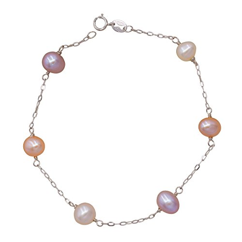 JFUME Bracelet Multicolor Cultured Freshwater