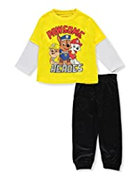 Paw Patrol Little Boys' Toddler 2-Piece Outfit