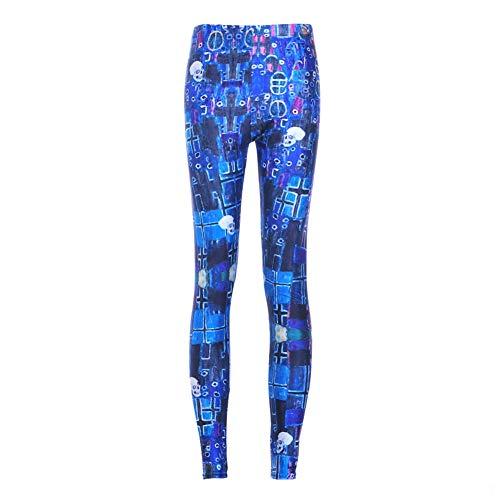 05 Leggings Mujer De Abchic Multicolores wxSP4qa1