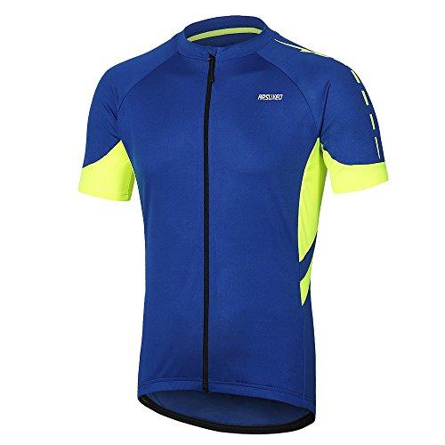 早める爆弾不十分LIXADA サイクルジャージ 自転車ウエア 半袖ウェアセット スポーツウェア 夏用 速乾吸汗 通気がいい 色とサイズ選択可