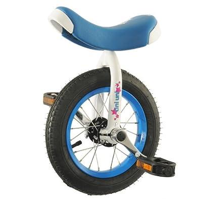 """Tini Uni - 12"""" Unicycle Blue"""
