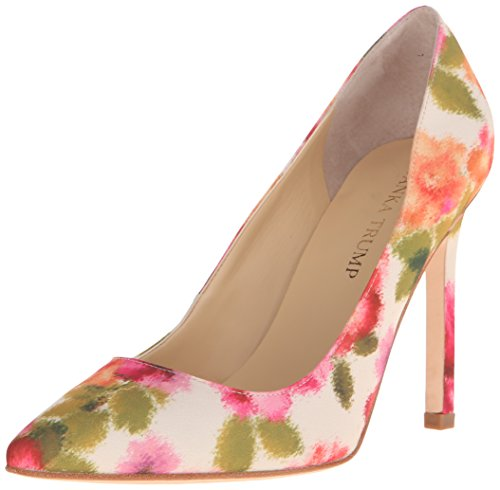 Pump Carra3 Trump Multi Women's Peach Ivanka vgF6wg