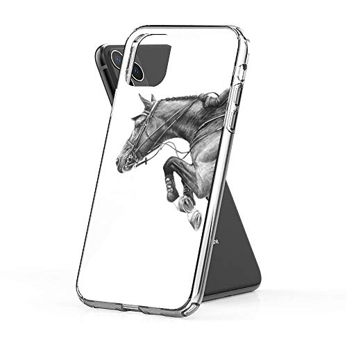 shona Flick - Showjumping Horse Case Cover Compatible for iPhone iPhone (11)