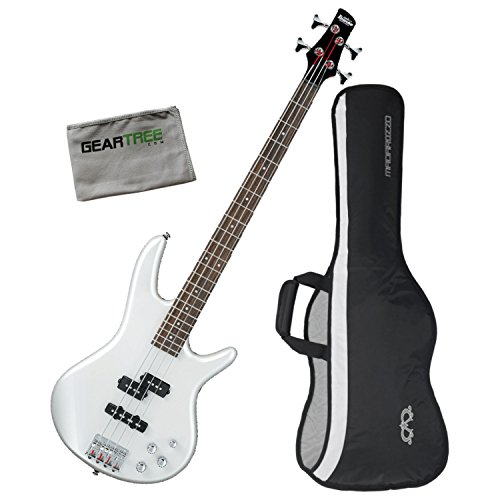 Ibanez GSR200PW Gio SR Bass Guitar Pearl White w/Gig for sale  Delivered anywhere in USA