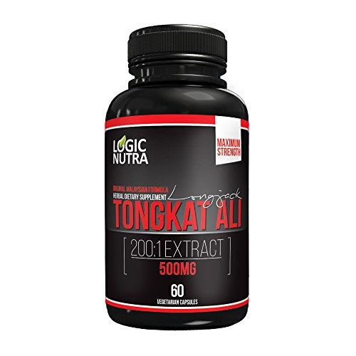 Maximum strength Longjack 200 Testosterone product image