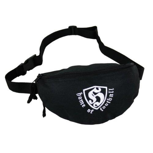 Hooligan Gürteltasche Hip Bag HOF black