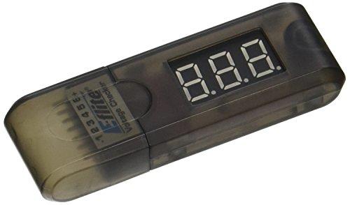 (E-flite Li-Po Cell Voltage Checker, EFLA111 )