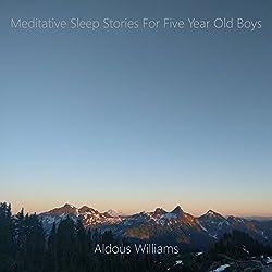 Meditative Sleep Stories for Five Year Old Boys