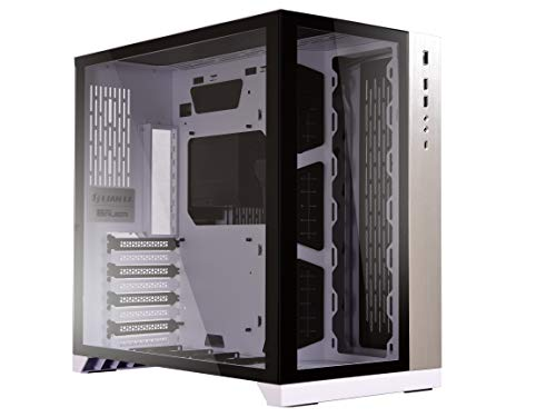 External Water Cooling System - Lian Li PC-O11DW 011 Dynamic Tempered Glass on The Front Chassis Body SECC ATX Mid Tower Gaming Computer Case White