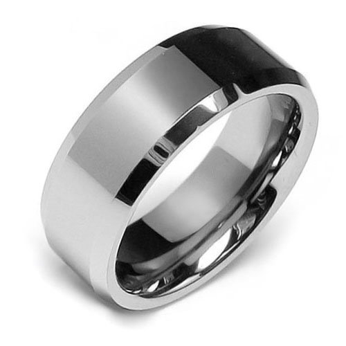 Amazoncom TUNGSTEN RINGS FOR MEN SIZE 11 Tungsten Carbide