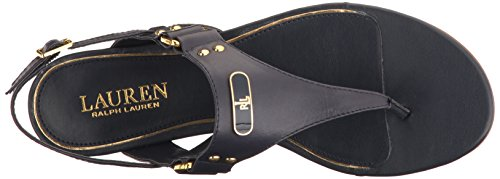 Navy Lauren Ralph Burnished Vachetta Women's Lauren Modern W61xrI6q