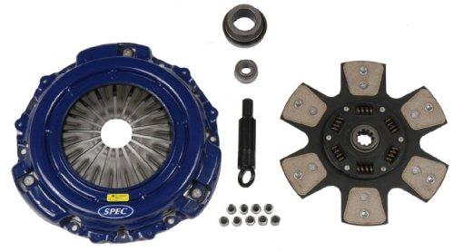 SPEC [86-95 Mustang 5.0L] [96-01 Mustang GT] [96-98 Cobra] Stage 3 Clutch *680 ft/lbs*