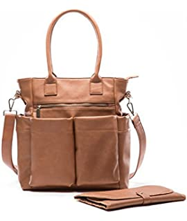 534292337 Leather Diaper Bag Backpack By Miss Fong, Baby Bag, Diaper Bag Tote With  Changing