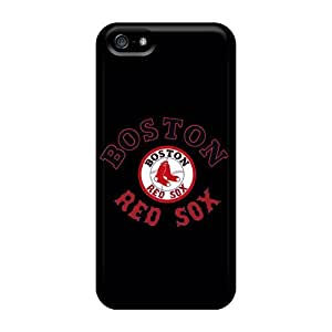 IanJoeyPatricia Iphone 5/5s Perfect Hard Cell-phone Cases Unique Design High-definition Boston Red Sox Skin [rOR19428xqRd]