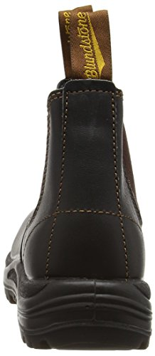 brown Unisex Toe Marrone Scarpe Blundstone Steel Cap wvqCCS
