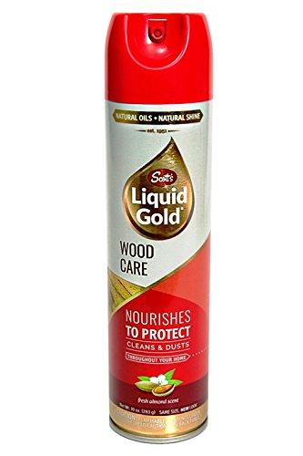Scotts Liquid Gold A-10 Liquid Gold Aerosol Wood Care - 10 oz