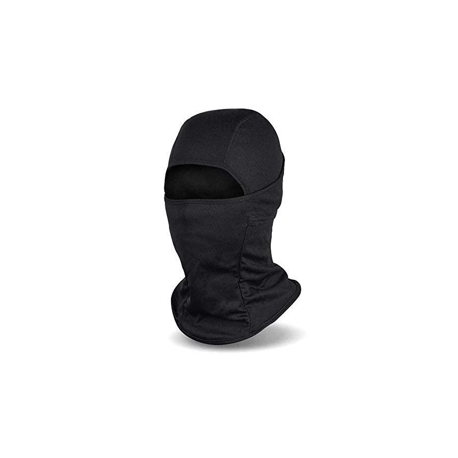 Balaclava Windproof Ski Mask Face Mask Motorcycle Neck Warmer Tactical Balaclava Hood Ultimate Thermal Retention