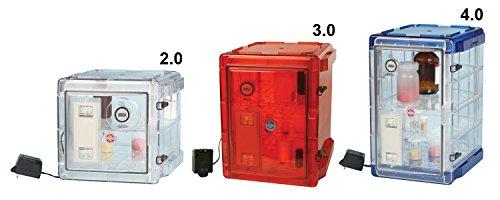 Bel-Art Secador Clear 3.0 Auto-Desiccator Cabinet; 230V, 1.6 cu. ft. (F42073-1220)