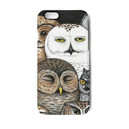 Owl who do not Nighthawk i-Phone 6Plus/6SPlus Case Protective case Protective Case Protection Thinnest for i-Phone 6P/6SP