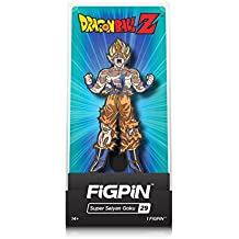 Dragon Ball Z: Super Saiyan Goku FiGPiN - Not Machine Specific