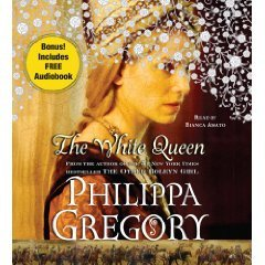 The White Queen (An Abridged Production)[6-CD Set]...from the - 6cd Player
