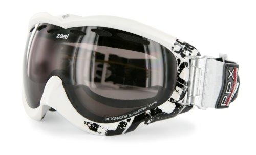 Zeal Optics Detonator SPX Goggle (Satin White)