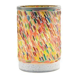 Scentsy Colors of the Rainbow Lampshade Warmer by Scentsy
