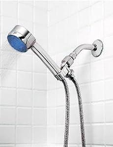 70%OFF SAEKJJ-Blue ABS LED Color Changing Hand Shower Bathroom faucet