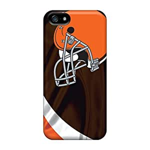 MQhKCEP1136pvYRg Tpu Case Skin Protector For Iphone 5/5s Cleveland Browns With Nice Appearance by icecream design