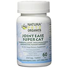 Natura Petz Organics Joint Ease Dog Probiotic Digestive, Joint, Immune and Antioxidant Support, JOIN2ALSDOG